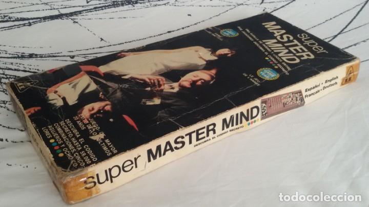 Juegos de mesa: SUPER MASTER MIND, JUEGO DE MESA - Foto 6 - 153818338