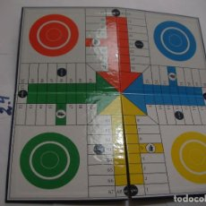 Juegos de mesa: TABLERO PARCHIS PLEGABLE. Lote 153878546