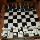 Juegos de mesa: AJEDREZ DE MÁRMOL. Lote 154002066
