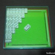 Juegos de mesa: JUEGOS MAGNÉTICOS MARIGÓ - DOMINÓ MAGNÉTICO. Lote 154165746