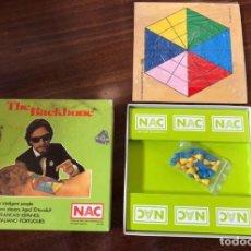 Juegos de mesa: JUEGO NAC: THE BACKBONE. Lote 154205158