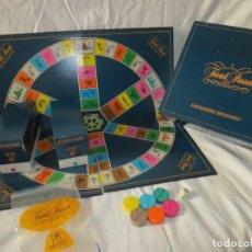 Juegos de mesa: TRIVIAL PURSUIT EDICION GENUS (1984) (DISET). Lote 154277502
