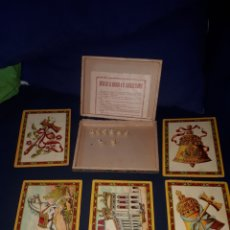 Juegos de mesa: JUEGO LA ADUANA COMPLETO. Lote 154384844