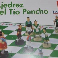 Juegos de mesa: AJEDREZ DEL TIO PENCHO MURCIA. Lote 154498693