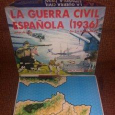 Juegos de mesa: JUEGO DE LA GUERRA CIVIL AÑOS 1970. Lote 154570920
