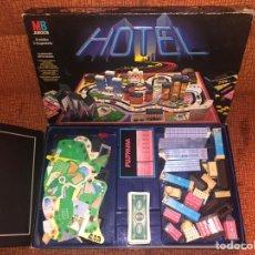 Juegos de mesa: JUEGO DE HOTEL ORIGINAL 1980. Lote 154570956