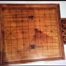 Juegos de mesa: JUEGO ANTIQUÍSIMO CHINO . ORIGINAL 100 % DE CHINA. COLECCIONISMO.. Lote 154713810