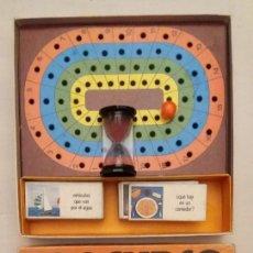 Juegos de mesa: JUEGO DE MESA CONCURSO. AÑOS 70-80. Lote 154941994