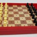 Juegos de mesa: AJEDREZ DE VIAJE - CAR129. Lote 155317904