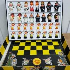 Juegos de mesa: AJEDREZ DE CHUPA CHUPS. Lote 155405218