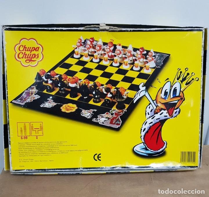 Juegos de mesa: AJEDREZ DE CHUPA CHUPS - Foto 2 - 155405218