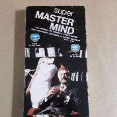 Juegos de mesa: JUEGO,SUPER MASTER MIND.. Lote 155684530