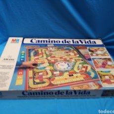 Juegos de mesa: JUEGO DE MB CAMINO DE LA VIDA. 1984. COMPLETO. Lote 155712720