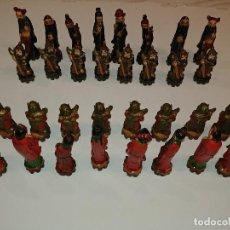 Brettspiele - AJEDREZ FIGURAS CHINAS - 155758150