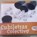 Juegos de mesa: JUEGO CUBILETRAS - ARM01. Lote 155868381