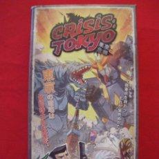 Juegos de mesa: JUEGO DE MESA - CRISIS TOKYO.. Lote 155871238