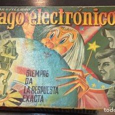 Juegos de mesa: JUEGO MAGO ELECTRÓNICO. Lote 155937240