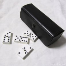 Juegos de mesa: JUEGO DE DOMINÓ DE VIAJE (PEQUEÑO), COMPLETO. Lote 155995074