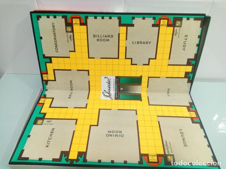 Juegos de mesa: CLUEDO - INGLÉS - AÑOS 70 - Foto 4 - 156000258