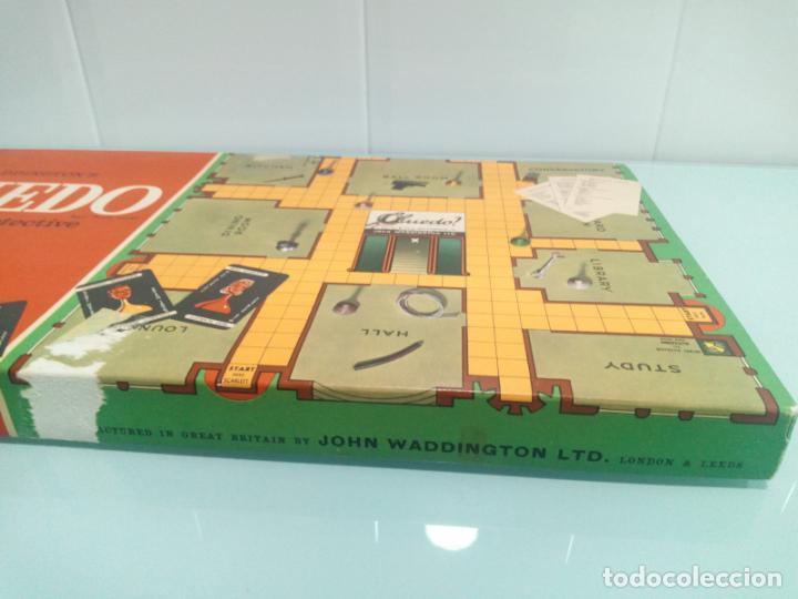 Juegos de mesa: CLUEDO - INGLÉS - AÑOS 70 - Foto 5 - 156000258