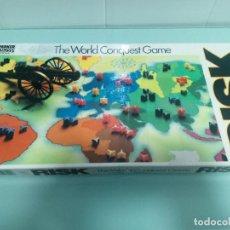 Juegos de mesa: RISK - INGLÉS - AÑOS 70-80. Lote 156000434