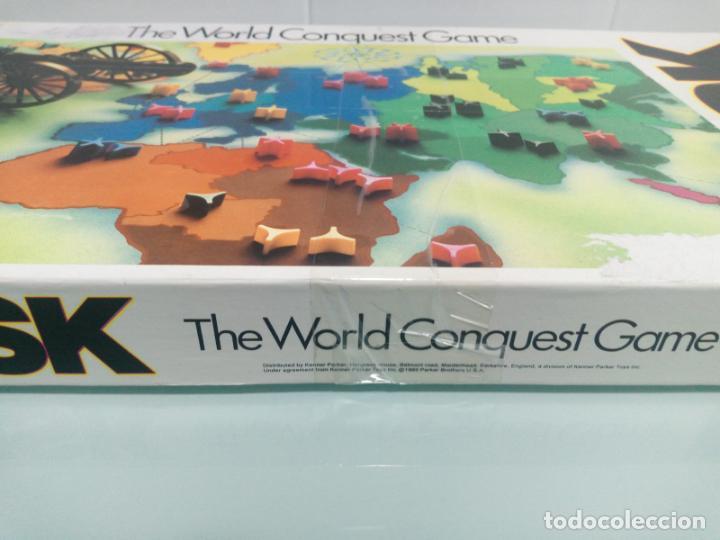 Juegos de mesa: RISK - INGLÉS - AÑOS 70-80 - Foto 2 - 156000434
