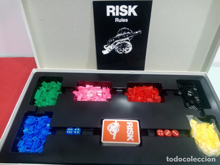 Juegos de mesa: RISK - INGLÉS - AÑOS 70-80 - Foto 7 - 156000434