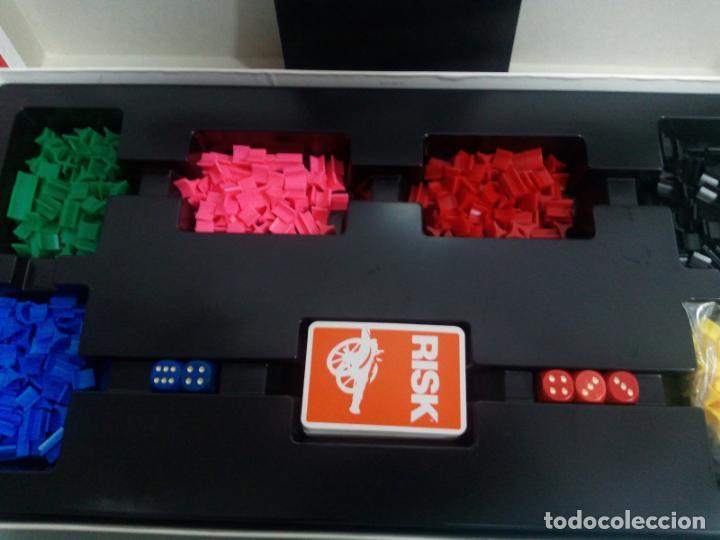 Juegos de mesa: RISK - INGLÉS - AÑOS 70-80 - Foto 8 - 156000434