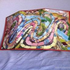 Juegos de mesa: EL TORREÓN DEL GIGANTE ( RUI EL PEQUEÑO CID). DANONE 1980. TABLERO. Lote 156681174