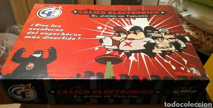 CÁLICO ELECTRÓNICO JUEGO DE TABLERO MESA (Juguetes - Juegos - Juegos de Mesa)
