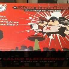 Juegos de mesa: CÁLICO ELECTRÓNICO JUEGO DE TABLERO MESA. Lote 156740550