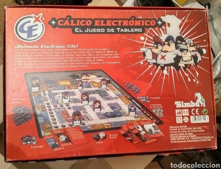 Juegos de mesa: Cálico Electrónico Juego de Tablero Mesa - Foto 2 - 156740550