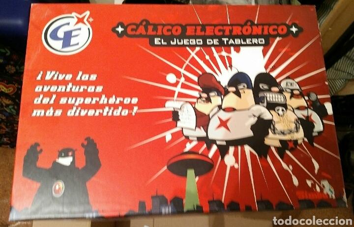 Juegos de mesa: Cálico Electrónico Juego de Tablero Mesa - Foto 3 - 156740550