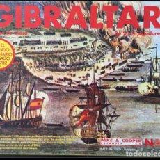 Juegos de mesa: JUEGO GIBRALTAR NAC WARGAME, PERFECTO ESTADO. Lote 156646301
