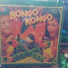 Juegos de mesa: 1989 AÑO BONGO KONGO MB FUNCIONA LEE ANTES DE COMPRAR. Lote 156980948