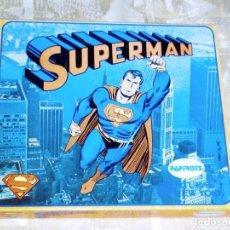 Juegos de mesa: VENDO JUEGO DE MESA SUPERMAN, PAPIROTS AVENTURAS. (MAS FOTOS EN EL INTERIOR).. Lote 157456350