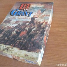 Juegos de mesa: WARGAME: LEE VS GRANT (DE VG , VICTORY GAMES). Lote 157748338