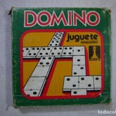 Juegos de mesa: DOMINO MAGNÉTICO - RIMA. Lote 157897762