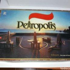 Juegos de mesa: PETROPOLIS BORRAS. Lote 157944125