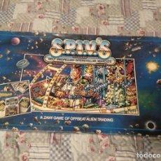 Juegos de mesa: S.P.I.V.'S 1980 THREE WISHES JUEGO DE MESA VINTAGE PULP MUY RARO. Lote 157954558