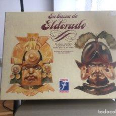 Juegos de mesa: JUEGOS FOURNIER - EN BUSCA DE EL DORADO JUEGOS (JUEGO DE ESTRATEGIA) - COMPLETO 1992. Lote 157863906