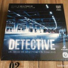 Juegos de mesa: JUEGO DE MESA - DETECTIVE - MALDITO GAMES - PRECINTADO. Lote 158693014