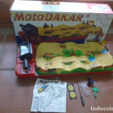 Jeux de table: ANTIGUO JUEGO MOTO DAKAR DE MATTEL, AÑOS 80, ORIGINAL. MOTODAKAR.. Lote 240589580
