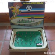 Juegos de mesa: ANTIGUO JUEGO DE FUTBOL MUNDIAL, FUTBOLIN DE RIMA. AÑOS 70 - 80. ORIGINAL EN SU CAJA.. Lote 158754726