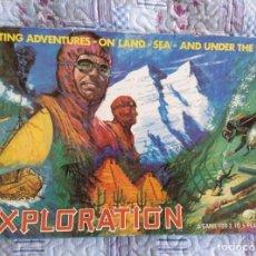 Juegos de mesa: EXPLORATION 1970 SPIRING EDITION WADDINGTONS VINTAGE RETRO. Lote 158778510
