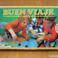 Juegos de mesa: JUEGO DE MESA BUEN VIAJE DE EDUCA. NO ESTÁ COMPLETO. Lote 158939842