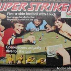 Juegos de mesa: SUPER STRIKER - JUEGO DE FÚTBOL - SUAY SPORT. Lote 159239926