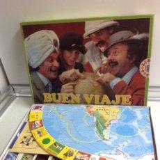 Juegos de mesa: JUEGO BUEN VIAJE, EDUCA AÑOS 70. Lote 159268145