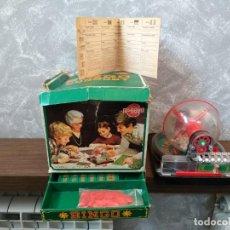 Juegos de mesa: ANTIGUO JUEGO DE MESA BINGO CONGOST VINTAGE AÑOS 70 LEER DESCRIPCION!!!. Lote 159306902