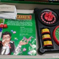 Juegos de mesa: JUEGO DE MESA BANCARROTA DE PARKER. Lote 159440010